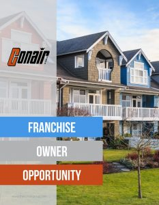 Conair Franchise Owner Opportunity